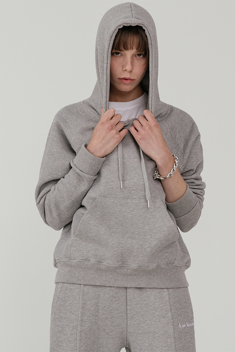 LV Essential logo hood_gray