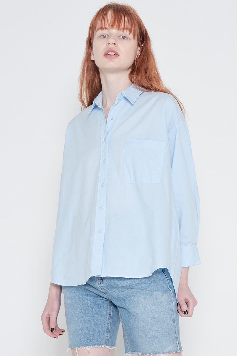 Back line shirt_light blue