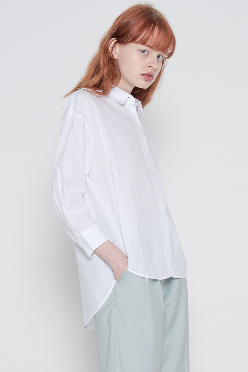 Back line shirt_white