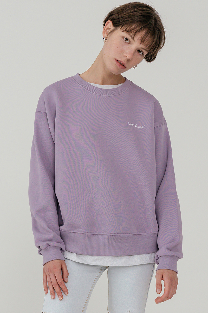 LV Heavy weight logo MTM_purple