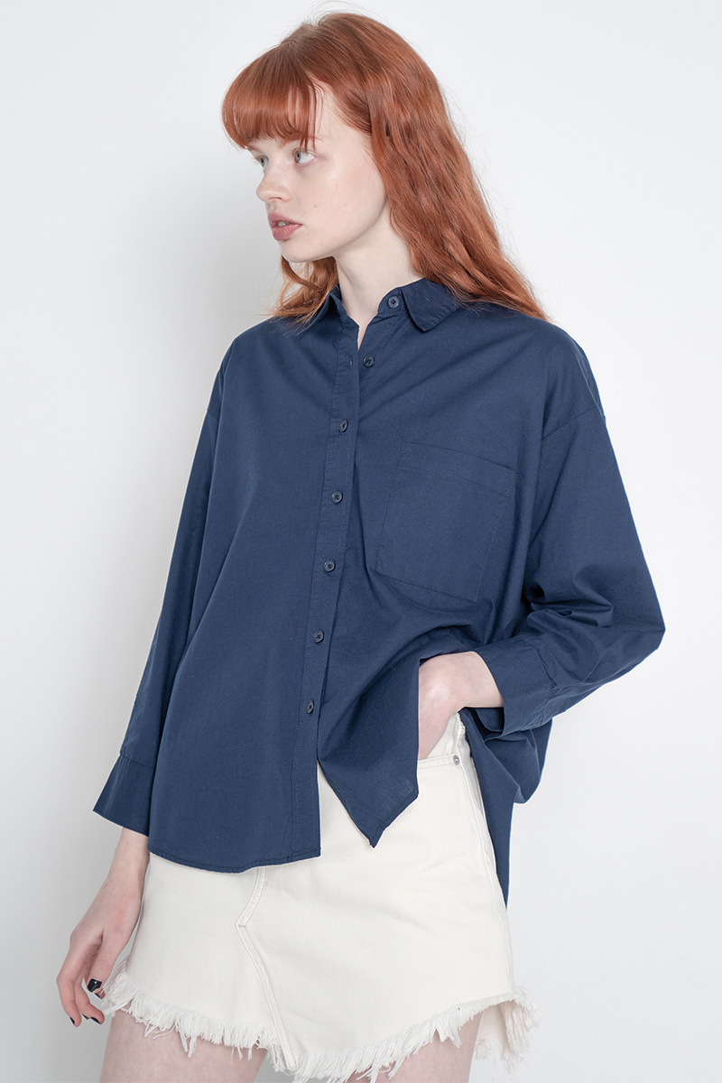 Back line shirt_navy